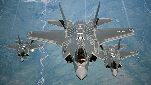 米国空軍 トルコ用のF-35戦闘機を買い受ける - Sputnik 日本