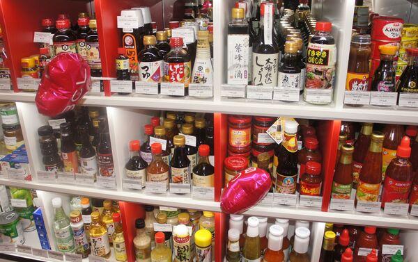 調味料もかなり充実 - Sputnik 日本