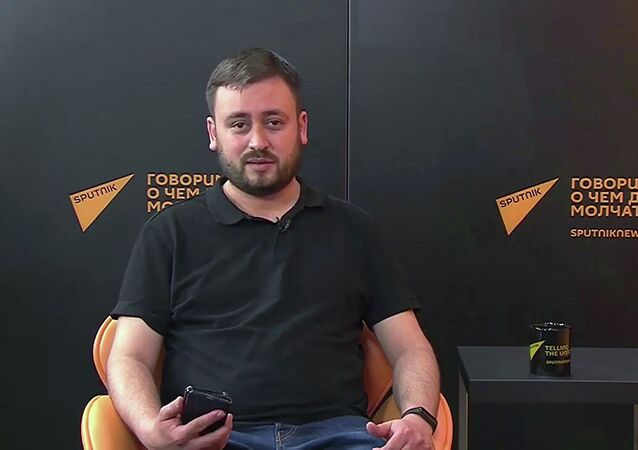 スプートニク・リトアニアのマラト・カセム編集長