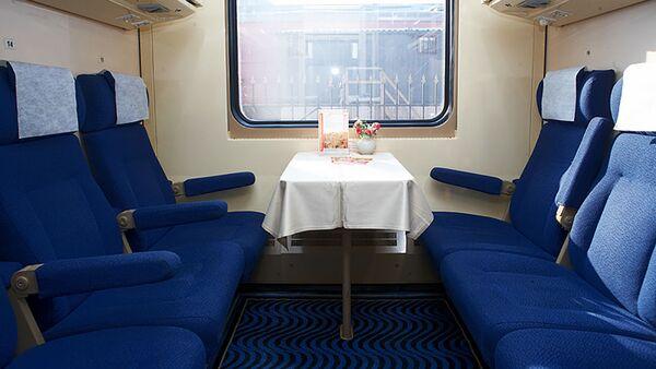 高速列車「ネフスキー・エクスプレス」 - Sputnik 日本