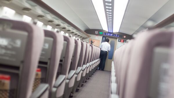 電車 - Sputnik 日本