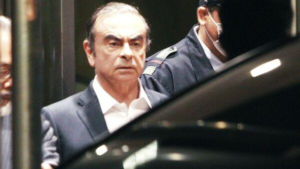 日産元会長ゴーン氏、レバノンで裁判を希望 - Sputnik 日本