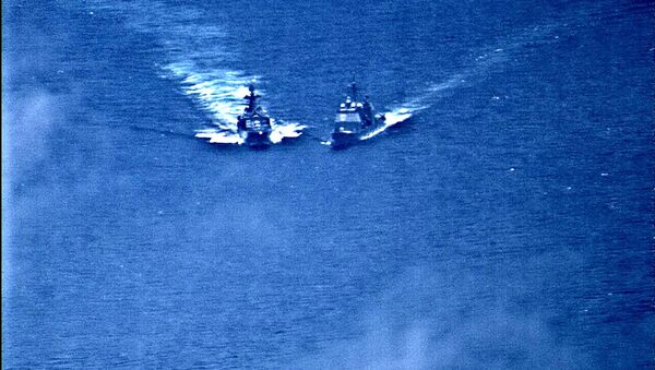 ウダロイ級駆逐艦「アドミラル・ヴィノグラドフ」 - Sputnik 日本