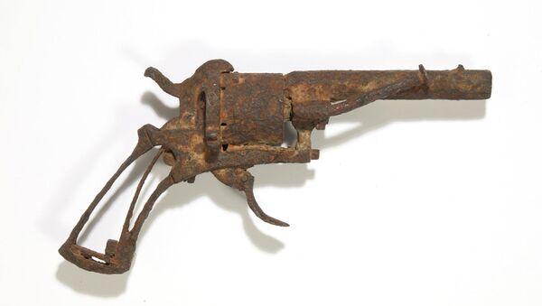 ゴッホが自殺に使用したとされる銃、仏でオークションに 推定落札価格6万ユーロ - Sputnik 日本