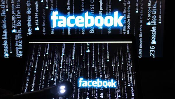 フェイスブック - Sputnik 日本