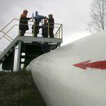 露パイプライン、新たな原油汚染発見 再び有機塩素化合物