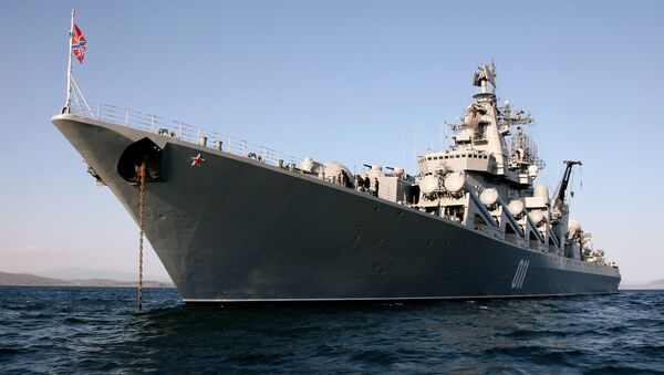 ロシアの巡洋艦「ヴァリャーグ」 - Sputnik 日本