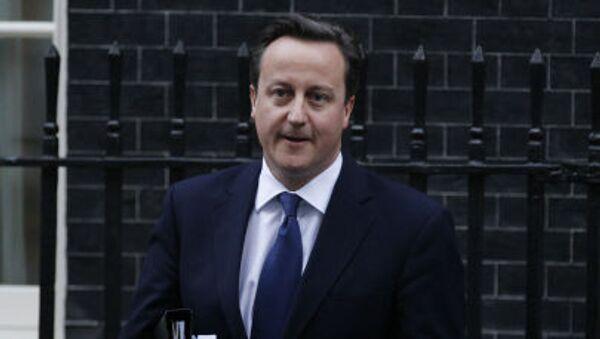 英キャメロン首相 - Sputnik 日本