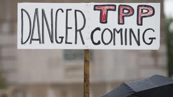 TPP合意は国営企業に民間企業と同様に行動する義務を負わせる - Sputnik 日本