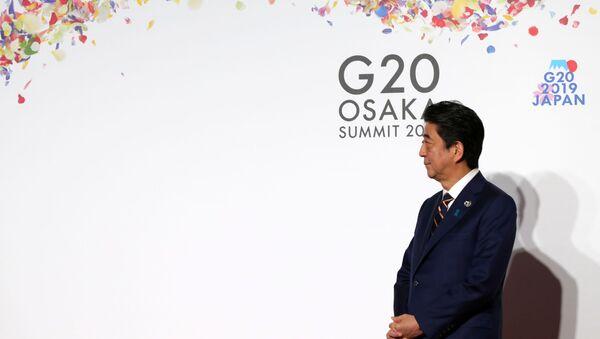 日本がG20にさらにエジプトとスペイン含む9カ国を招待  - Sputnik 日本