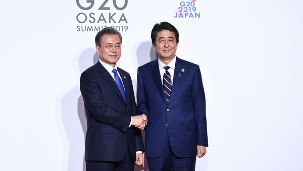日本と韓国の軍事協力の展望は? - Sputnik 日本