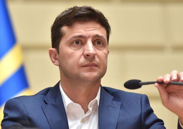 ウクライナのゼレンスキー大統領