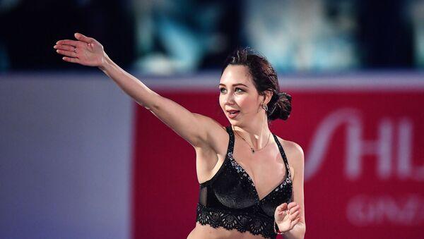 フィギュアスケートのエリザベータ・トゥクタミシェワ(ロシア) - Sputnik 日本