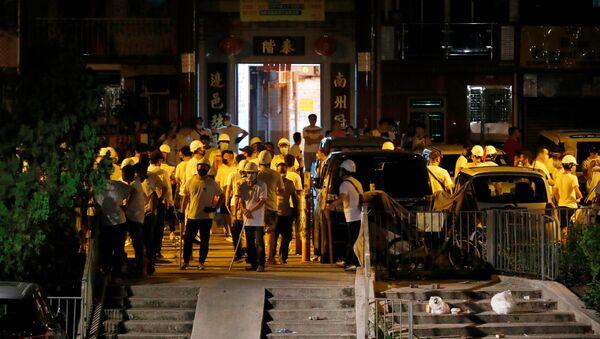 中国外務省 香港での反中国の犯罪行為へ関与する米国は「狂気」に満ちている  - Sputnik 日本