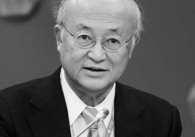 Юкия Амано - Генеральный директор Международного агентства по атомной энергии