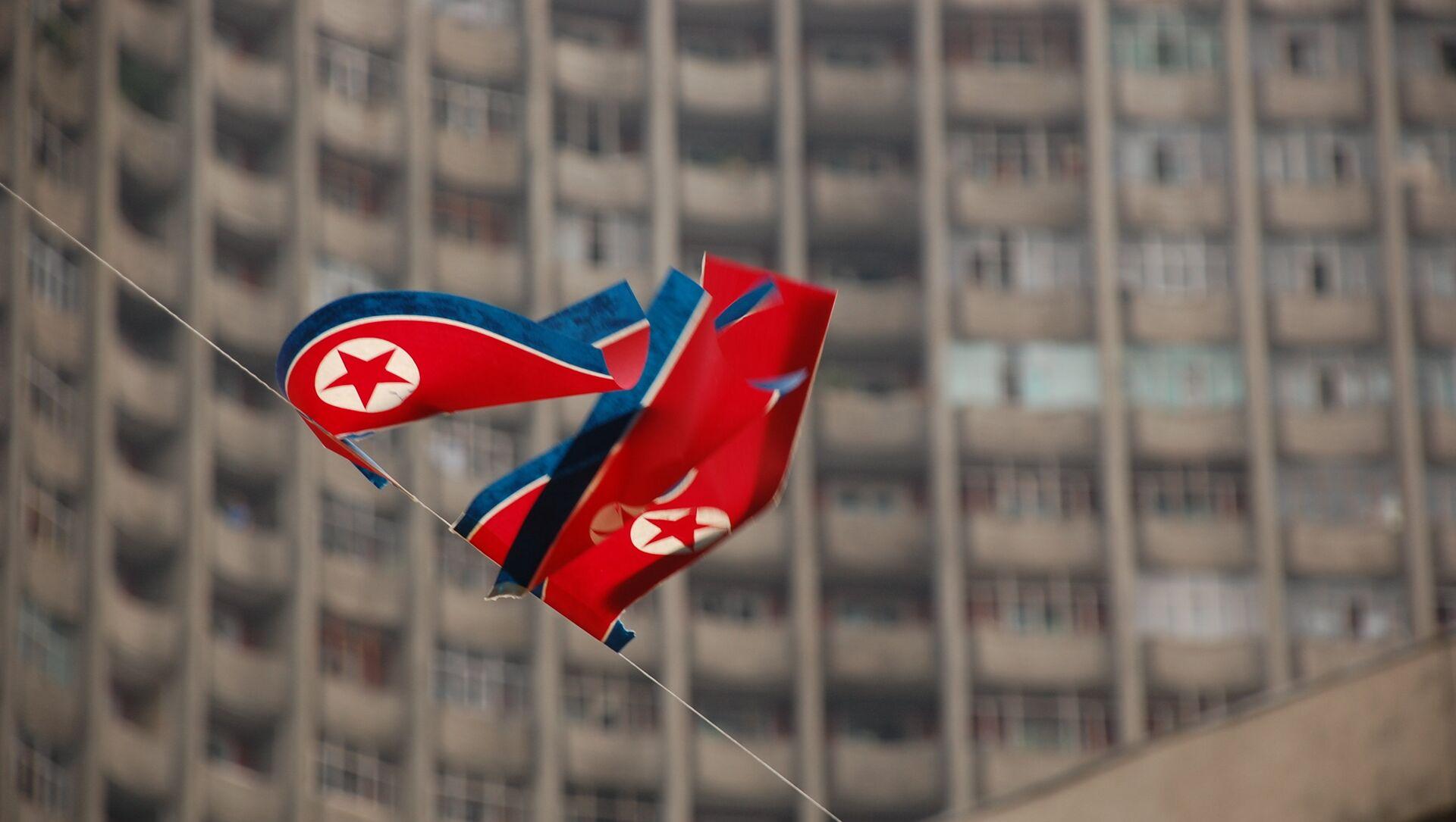 北朝鮮国旗 - Sputnik 日本, 1920, 28.09.2021