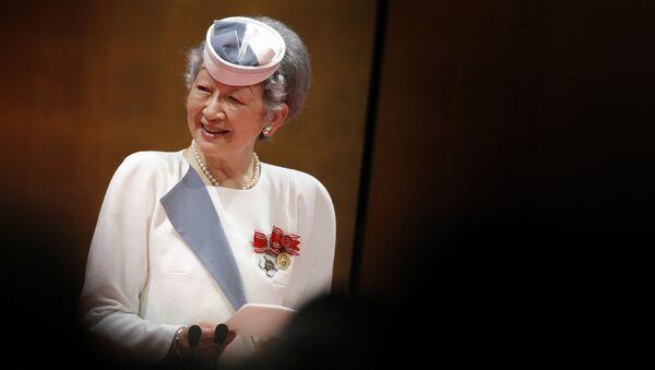 皇后美智子 - Sputnik 日本