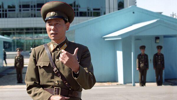 北朝鮮の国境(アーカイブ写真) - Sputnik 日本