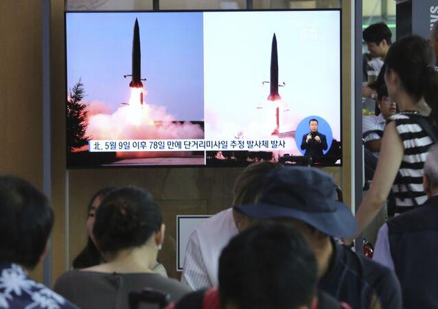 日米、北朝鮮の飛しょう体の対処検討で連携へ