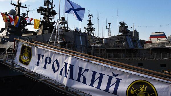 ウラジオストクで海軍の日記念パレード【動画】 - Sputnik 日本