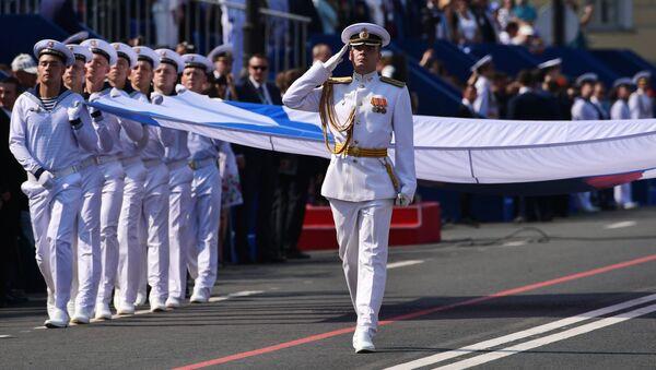 サンクトペテルブルクでメイン海軍パレードが終了【動画・写真】 - Sputnik 日本