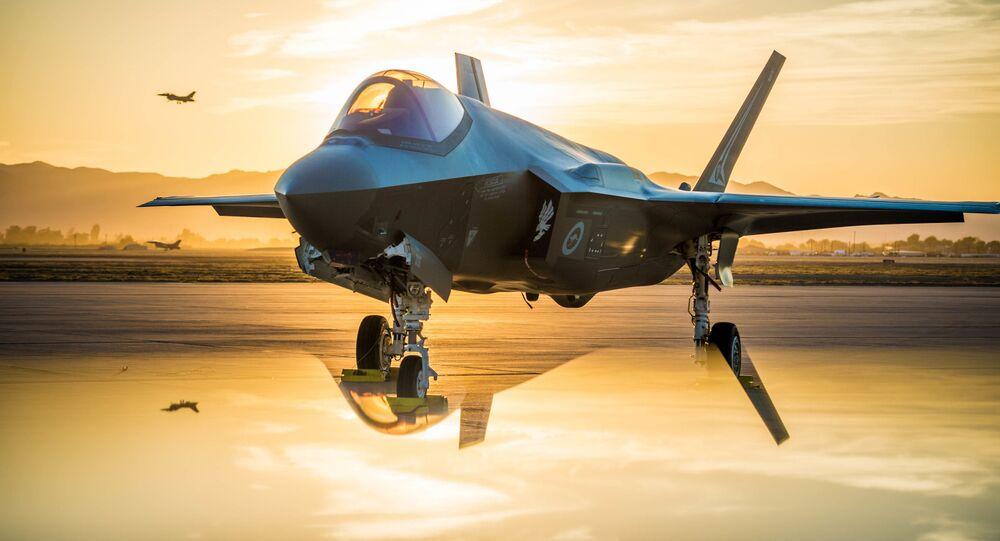 米国のF-35売却
