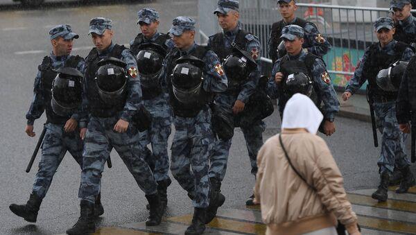 モスクワで無許可デモ 拘束者およそ600人=内務総局 - Sputnik 日本