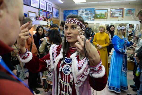 タイミル半島の人々のための古代の儀式、ロシアのドゥディンカ - Sputnik 日本
