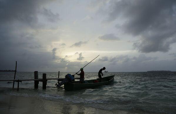 漁を祈るパナマのフン族  - Sputnik 日本