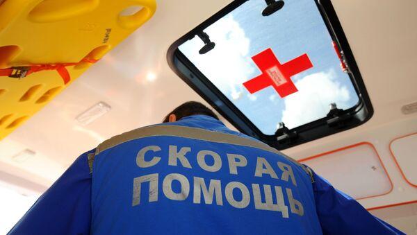 ロシアの東シベリアのカフェでガス爆発 12人負傷 - Sputnik 日本