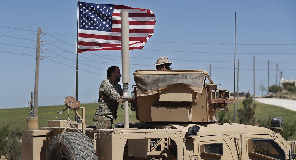アメリカ軍 シリア