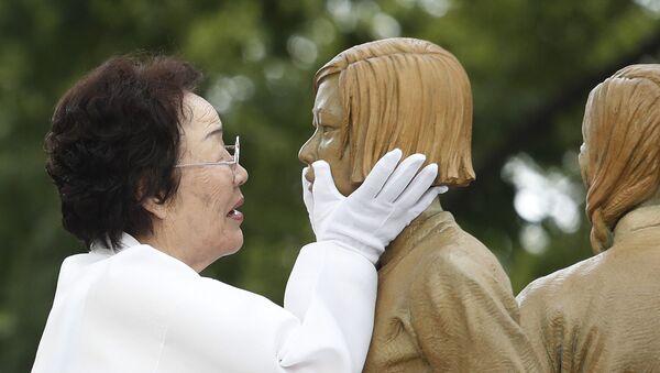 新たな慰安婦像 - Sputnik 日本