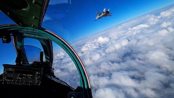 ロシア 一週間で航空機50機が偵察飛行 - Sputnik 日本