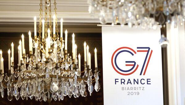 フランス、G7 - Sputnik 日本