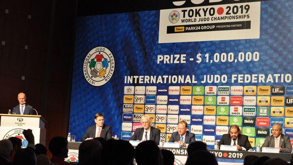 国際柔道連盟の代表たち - Sputnik 日本