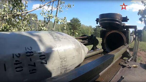 ロシア国防省 世界最大口径の迫撃砲の実演公開 - Sputnik 日本