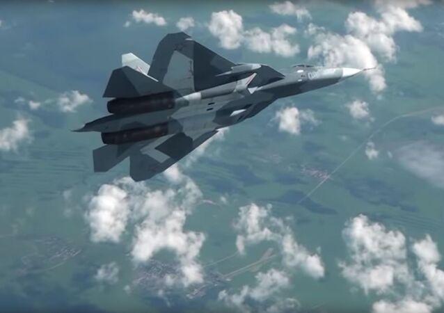 ロシア第5世代戦闘機