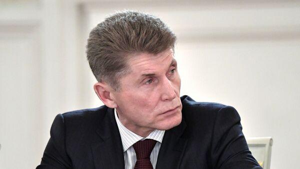 ロシア沿海地方のコジェミャコ知事 - Sputnik 日本