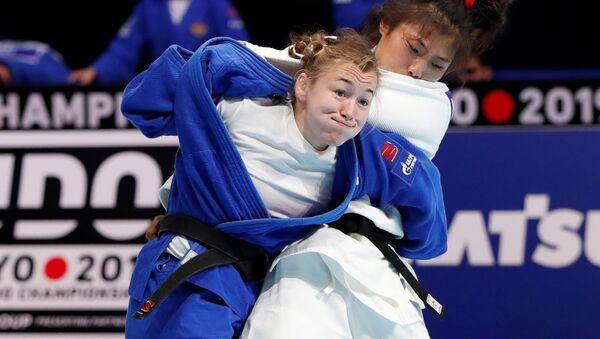 ロシア銅メダル獲得 世界柔道 - Sputnik 日本