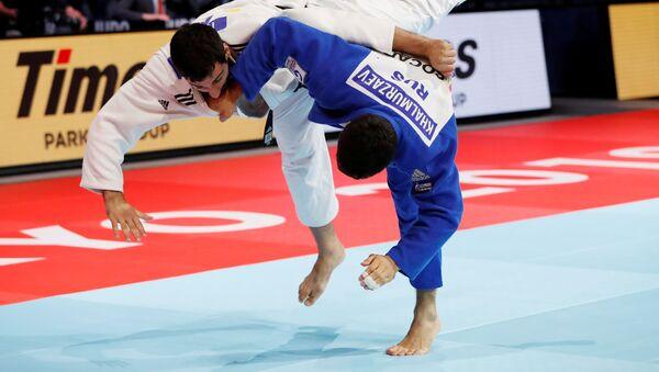 「外国人柔道家、日本の選手に勝つようになってきた」 在米日本人柔道家 - Sputnik 日本