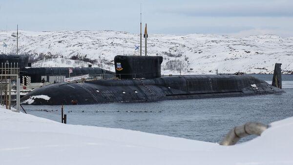 Подводная лодка Юрий Долгорукий - Sputnik 日本