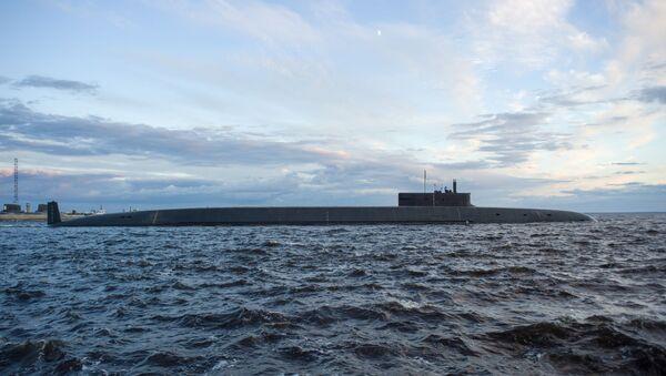 ボレイ型原子力潜水艦 - Sputnik 日本