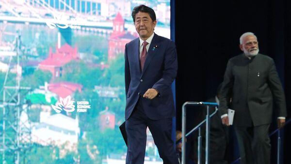 安倍首相氏 - Sputnik 日本