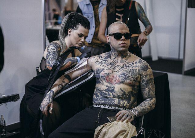 Russian Tattoo Expo 2019