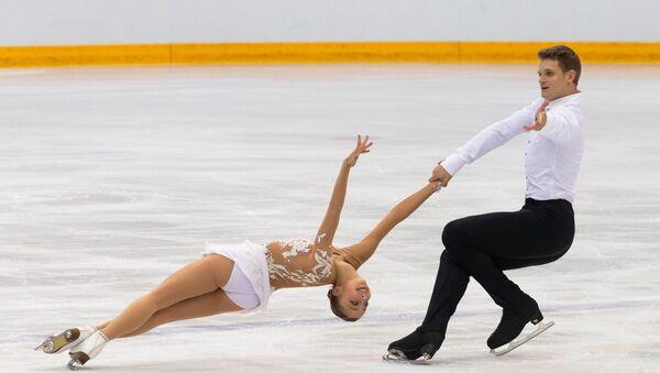 アレクサンドラ・ボイコワとドミトリー・コズロフスキー - Sputnik 日本