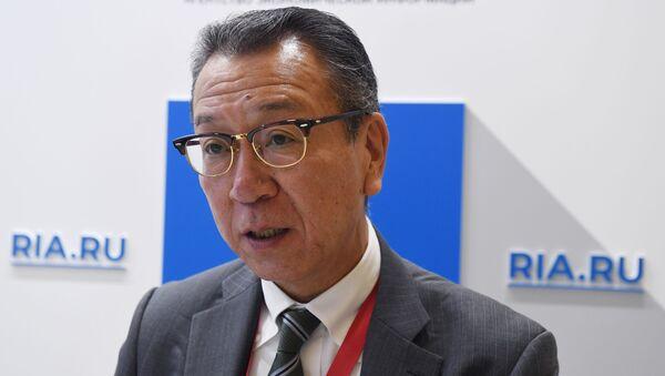 高橋勲社長 - Sputnik 日本