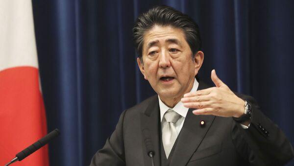 安倍首相、「北方領土は日本が主権を有する島々」 - Sputnik 日本