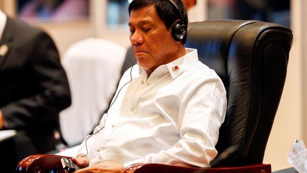 フィリピン大統領 - Sputnik 日本