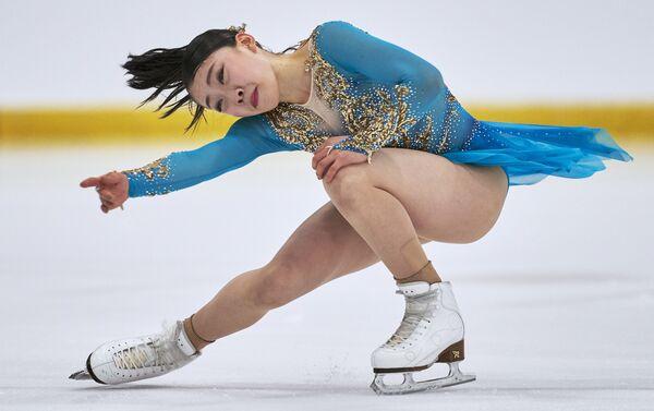 日本の紀平 梨花選手 - Sputnik 日本