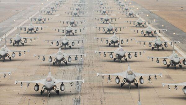 台湾議会、米戦闘機66機購入に向け法案を可決 - Sputnik 日本